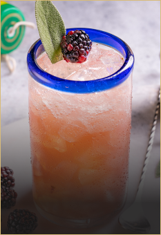 SAGE-BERRY SMASH