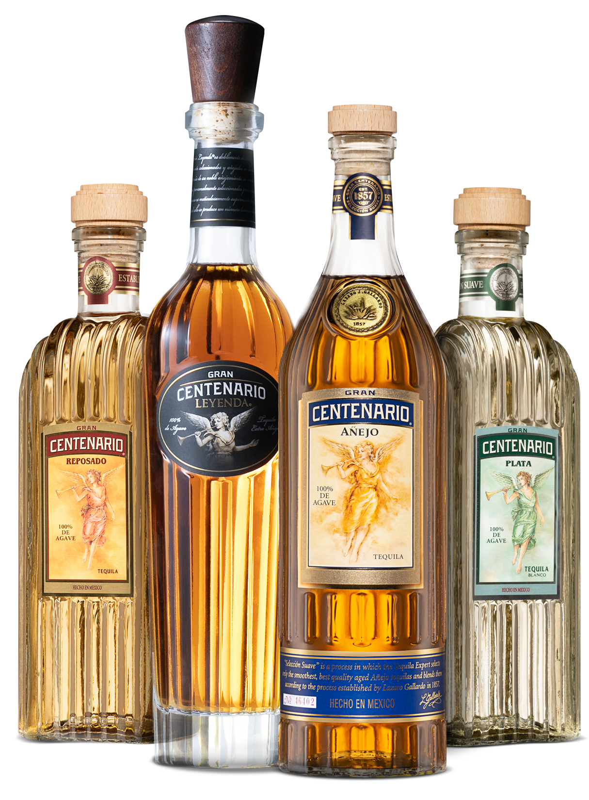 Gran Centenario Tequila - The Guardian of Tradition and Mexico's #1 Tequila