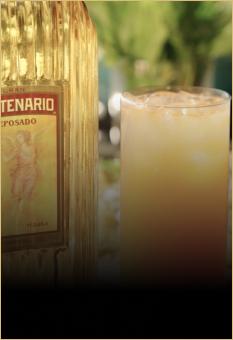 Tequila Sunrise Spritz